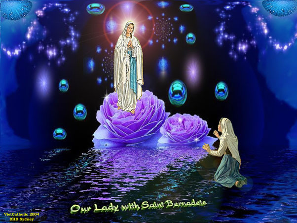 Our Lady with Saint ...